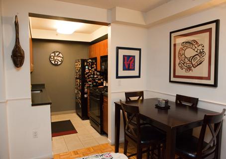 Hidalgo - Kitchen Dining