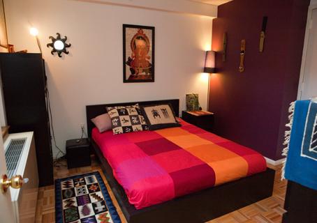 Hidalgo - Master Bedroom