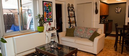 The Langston, Harlem, Hamilton Heights, 2 Bedroom with Terrace, West 145th Street